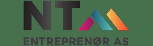 NT entreprenør logo